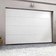porte garage sectionnelle avec portillon Unique Motorisation Porte De Garage Sectionnelle Charmant Porte De Garage